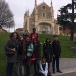 Aula de enlace en Madrid